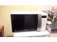 Samsung Microwave 800W Excellent Condition