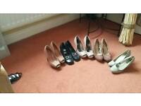 High Heels selection size 3