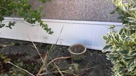 Double panel radiator 2.75m