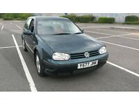 VW Golf 5 door