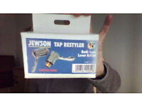 Bath tap restyler Lever action New