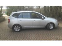 7 SEATER KIA CARENS CRDI 2009 DIESEL now!!!! £1500