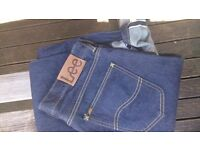 Lee 101B Selvedge jeans 36/36