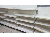 used gondolas ,shop shelves for sale