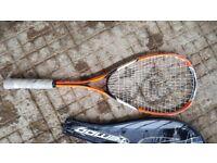 Dunlop Lite Ti Squash Racket