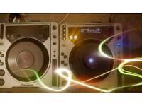 PIONEER CDJ80O MK1 DECKS x2
