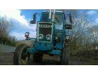 1977 Ford 4600 tractor runs exceptional