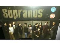 Sopranos full dvd box set brand new