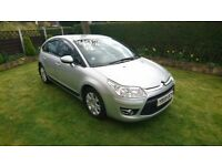 2010 Citroen C4 vtr+, 1,6 Diesel, £30 tax, up to 65 MPG, AirCon, Cruise, new tyres