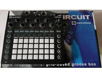 Novation Circuit (as new condition)