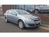 2005 (55) Vauxhall Astra Estate 1.7 CDTi 16v Club 5dr, £1495 p/x welcome