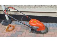 Flymo Hover Vac Lawnmower 900w £45 ono
