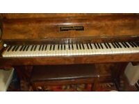 Vintage Piano in need of renovation.