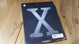 Mac OS X Panther 10.3 Very good condition and complete.