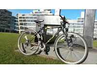 Two hybrid bikes for sale together or separately