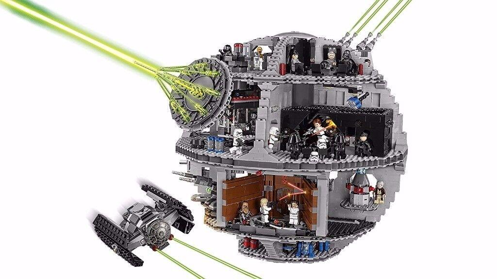 Lego Star Wars Death Star 75159 brand new