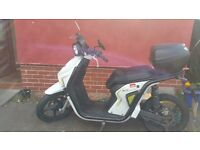 Rieju Mius 50cc Electric Moped
