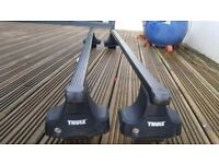 THULE ROOF BARS 1036 and fixing kit