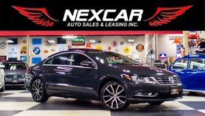 2016 Volkswagen PASSAT CC 2.0T HIGHLINE AUT0 NAVI LEATHER PANO/R