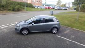 FIAT PUNTO EVO 1.4 Dynamic (grey) 2010