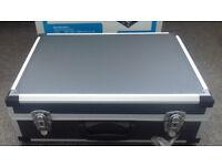 Maplin Black Coloured Flight Case - New