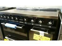Brand new 90cm induction smeg range cooker