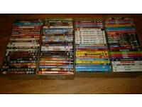 170 Cellophane sealed Mixed DVDs