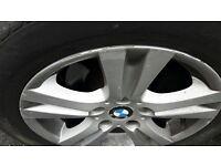 BMW alloys 205 55 16