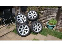 Jaguar alloy wheels for sale