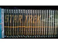 STAR TREK T O S DVD set