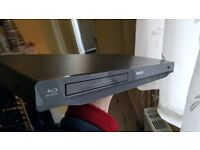 BluRay DVD player only £!12