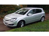 Vauxhall Astra SRI CDTI 1.9 NEW MOT AND SERVICE