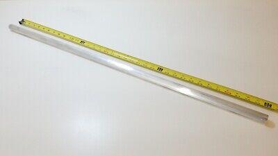 6061 Aluminum Round Bar 78 Round 36 Long Lathe Solid T6511