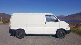 VW T4 Campervan/Surf Van/Transporter 1.9TD 1000
