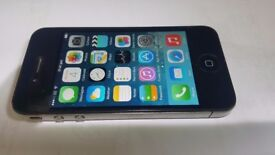BIG OFFER -- Iphone 4 - locked on EE - good con - 8gb