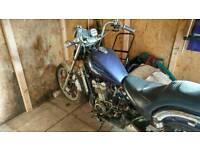 Kawasaki en500 project spares or repair