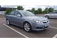 2007 56 REG VAUXHALL VECTRA 1.8 MANUAL IN TOP CONDITION. LONG MOT. SERVICE HISTORY. 1 OWNER. 2 KEYS