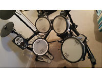 Roland TD11K Electric Drum Kit (with extras)
