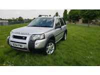 LANDROVER FREELANDER HSE 1.8 PETROL LOW MILEAGE HPI CLEAR DRIVES EXCELLENT.