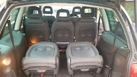 2005 Seat Alhambra 1.9TDI Stylance 130 BHP 6 SPEED 2 OWNERS FSH CRUISE