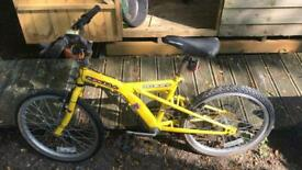 Apollo Blast children's bike