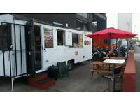 Catering running business for sale