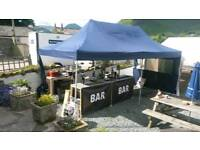 Hire a bar. Ideal for birthdays, weddings,christening, Halloween, bonfire night