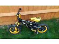 for sale toddler /childrens bike