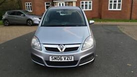 Vauxhall Zafira 1.6 Life 7-Seater