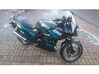 Kawasaki GPZ 500s 10 months MOT, regrettable sale