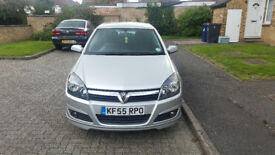 Vauxhall Astra SRI 2.0 Turbo 16v Exterior Pack 2006 5DR 6Speed Manual Petrol