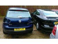 VW GOLF V SAAB 93 FORD MONDEO MK3 PARTS AVAILABLE CHEAP PRICES