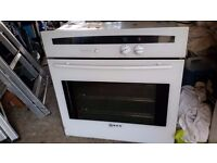 Bosch integrated Electric Oven