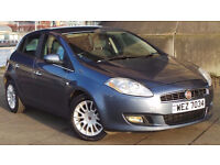 2007 57 FIAT BRAVO DYNAMIC M-JET 1.9 120 DIESEL (CHEAPER PART EX WELCOME)